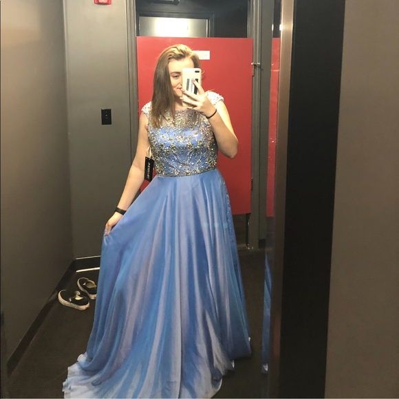Sherri Hill Dresses & Skirts - Periwinkle Sherri hill dress